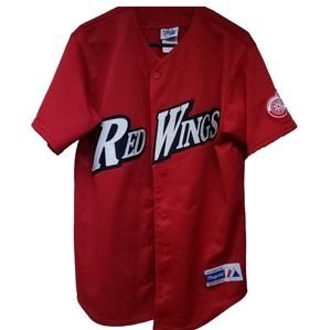 Vintage Detroit Red Wings Jersey